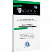 Sleeves Paladin - Gawain Standard American - 57 x 89 mm - 55p