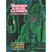 Dungeon Crawl Classics - Les Joyaux de la Carnifex