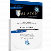 Sleeves Paladin - Palamedes Small Square - 51 x 51 mm - 55p