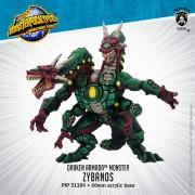 Monsterpocalypse - Protectors - Incinerus