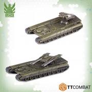 Dropzone Commander - UCM Gladius Heavy Tanks