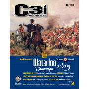 C3I 33 - The Waterloo Campaign 1815