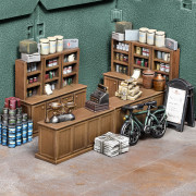 TerrainCrate: Grocery Store