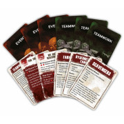 The Walking Dead : Teamwork & Event Cards