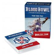 Blood Bowl : Dark Elf - Card Pack