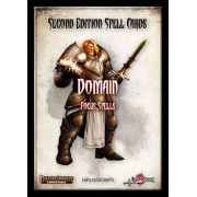 Pathfinder Second Edition - Domain Spell Card Set