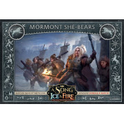 A Song Of Ice and Fire – Mormont She-Bears