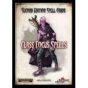 Pathfinder Second Edition - Class Focus Spell Card Set