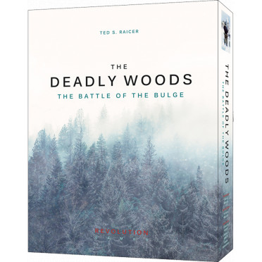 The Deadly Woods: The Battle of the Bulge (boxed)