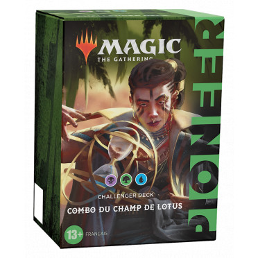 Magic The Gathering : Challenger Deck Pioneer - Lotus Field Combo
