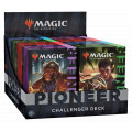 Magic The Gathering : Lot des 4 Challenger Decks Pioneer 2021 0