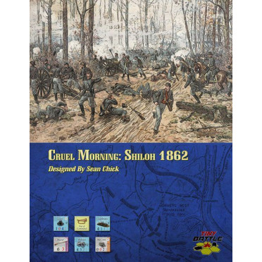 Cruel Morning : Shiloh 1863