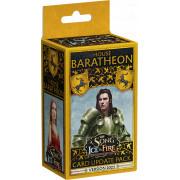 Le Trône de Fer : le Jeu de Figurines - Paquet de Mise à jour Edition 2021 : Maison Barathéon