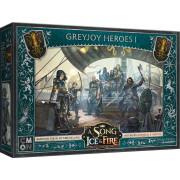Le Trône de Fer : le Jeu de Figurines - Héros Greyjoy I