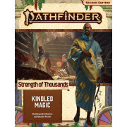 Pathfinder Second Edition - Strenght of Thousands :  Kindled Magic