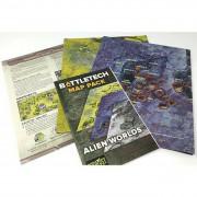 BattleTech - Map Pack Alien Worlds