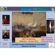Incredible Courage 100 Days : Waterloo