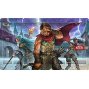 Hero Realms Campaign Playmat - Relentless Storm