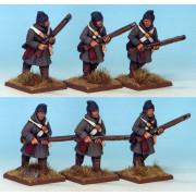 Mousquets & Tomahawks : British Canadian Militia (1812)
