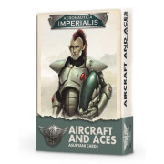 Aeronautica Imperialis : Asuryani Cards - Aircraft and Aces