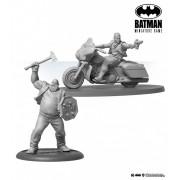 Batman - Street Demonz Bikers
