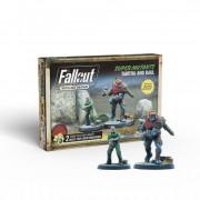 Fallout: Wasteland Warfare - Super Mutants Tabitha and Raul