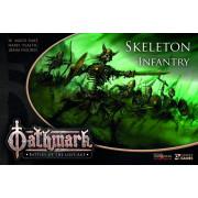 Oathmark: Skeleton Infantry