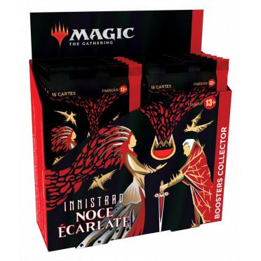 Magic The Gathering : Innistrad : Noce Ecarlate - Boite de 12 Boosters Collectors