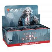 Magic The Gathering : Innistrad : Noce Ecarlate - Boite de 36 Boosters de Draft