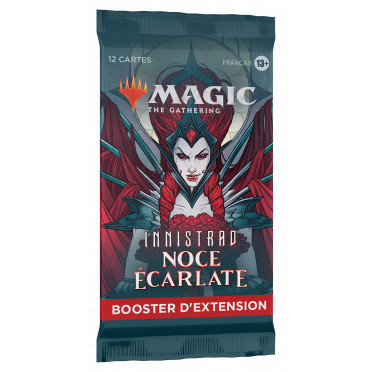 Magic The Gathering : Innistrad : Noce Ecarlate - Booster d'Extension