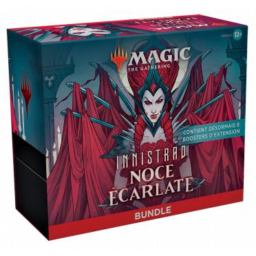 Magic The Gathering : Innistrad : Noce Ecarlate - Bundle