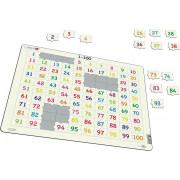 Puzzle - Chiffres de 1 à 100 - 100 Pièces