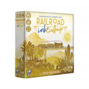 Boite de Railroad Ink Challenge - Jaune