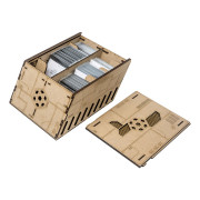 Deck Box Dicetroyers 500 Cartes - Crate