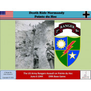Death Ride Normandy - Point-du-Hoc