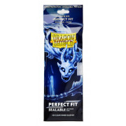 Dragon Shield Perfect Fit Sealable - Clear