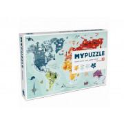 My puzzle - Monde 252 Pièces