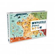 Mypuzzle France - 252 pièces